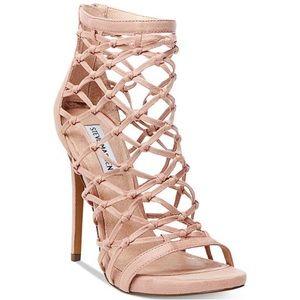 Steve Madden Ursula Cage Dress Sandals